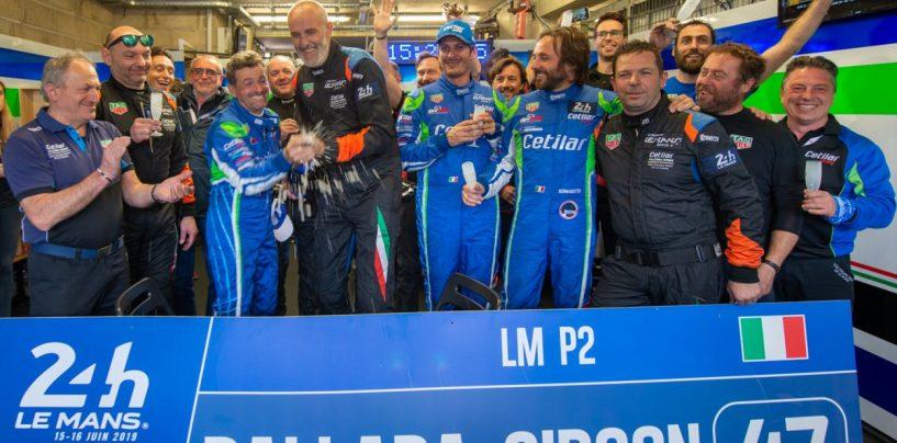 """<span class=""""entry-title-primary"""">Le Mans: Cetilar Racing e la #47 chiudono la 24 ore a ridosso della top 10</span> <span class=""""entry-subtitle"""">La terza partecipazione per il team italiano si chiude al 13° posto di classe LMP2</span>"""