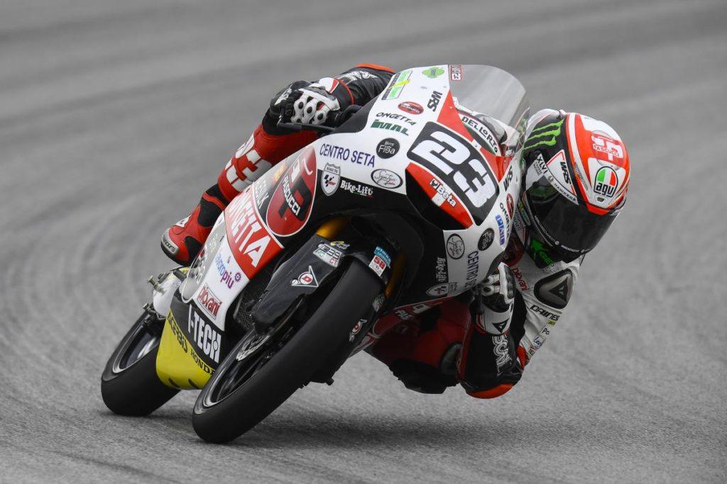 Moto3 | GP Olanda: Niccolò Antonelli stampa la seconda pole dell'anno