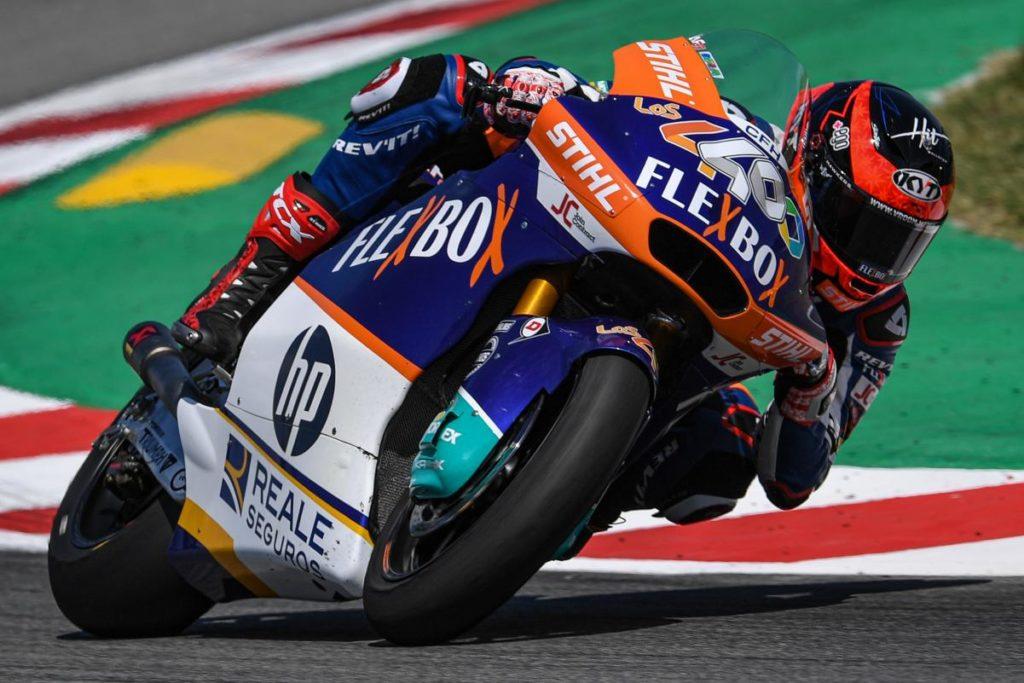 Moto2   GP Olanda: Augusto Fernández vince la sua prima gara in carriera