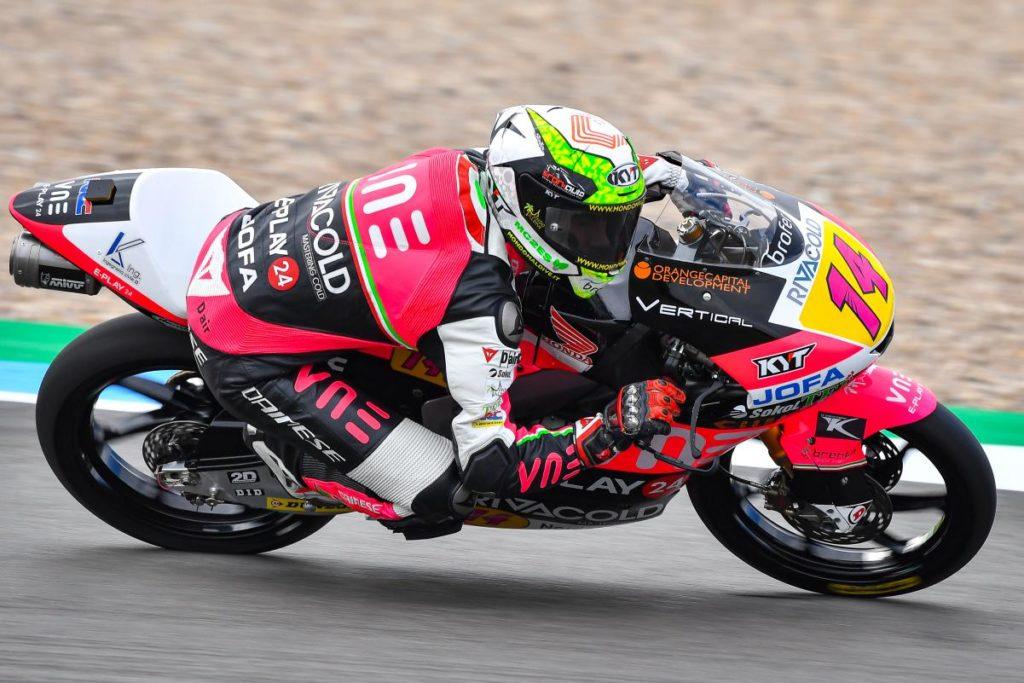 Moto3   GP Olanda: Tony Arbolino vince ad Assen la seconda gara in carriera