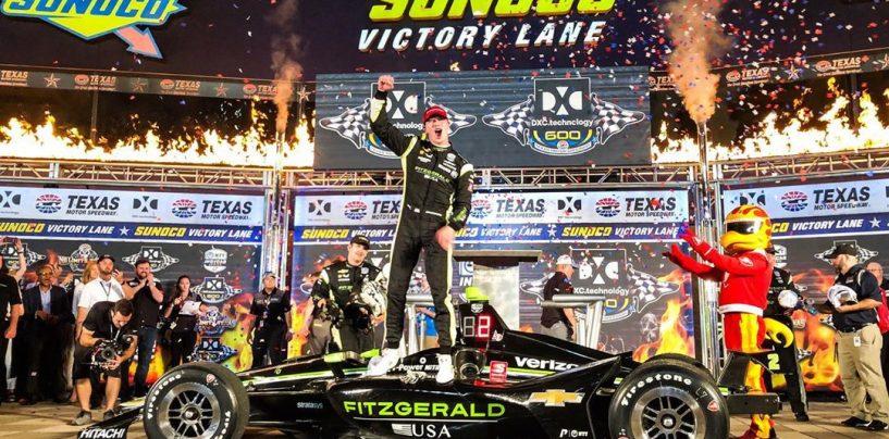 """<span class=""""entry-title-primary"""">Indycar   Texas 600 2019: Strategia perfetta, Newgarden vince ancora</span> <span class=""""entry-subtitle"""">Terzo successo stagionale per il pilota del Team Penske che rafforza la leadership in campionato</span>"""