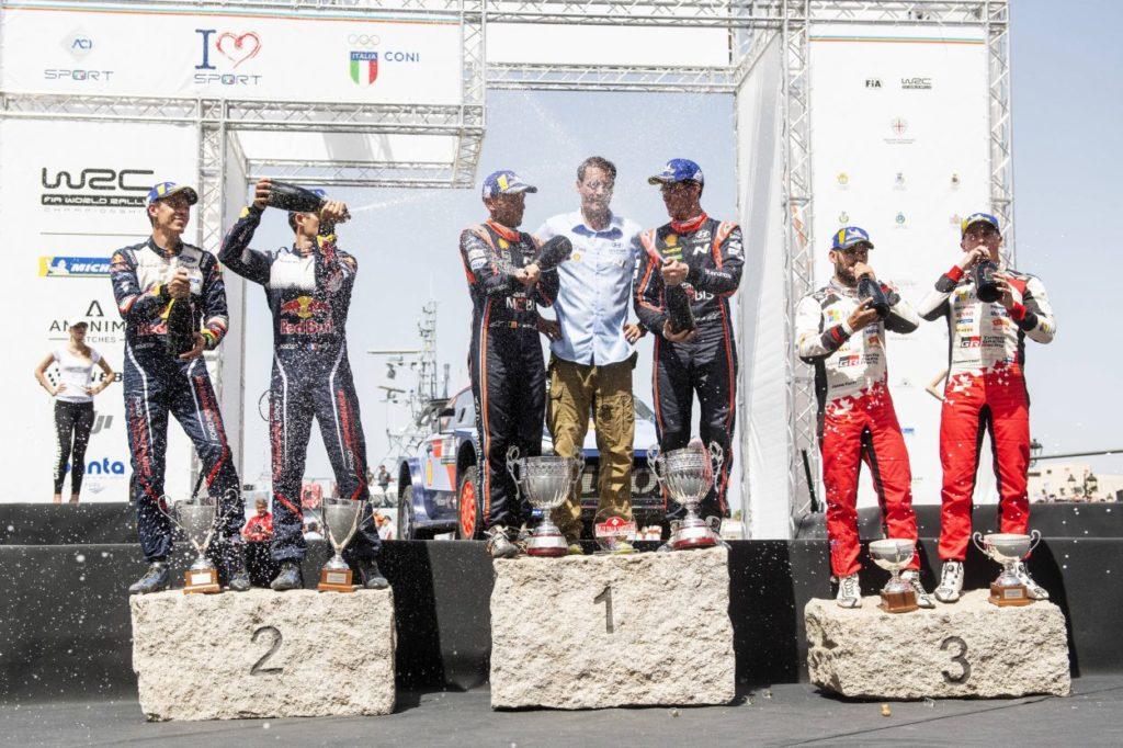 WRC | Rally di Sardegna 2019 - Anteprima