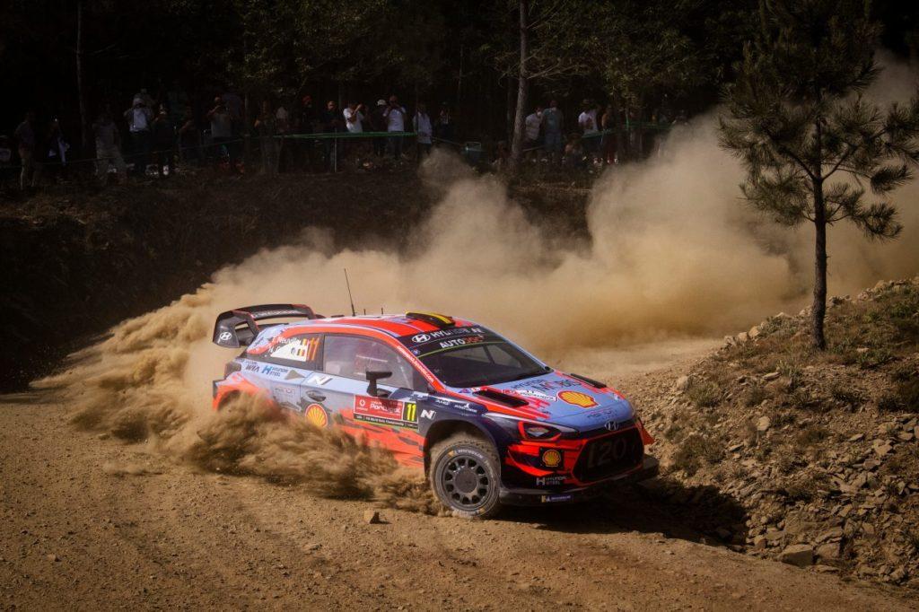 WRC | Portogallo: Neuville e Ogier recuperano sulle Toyota