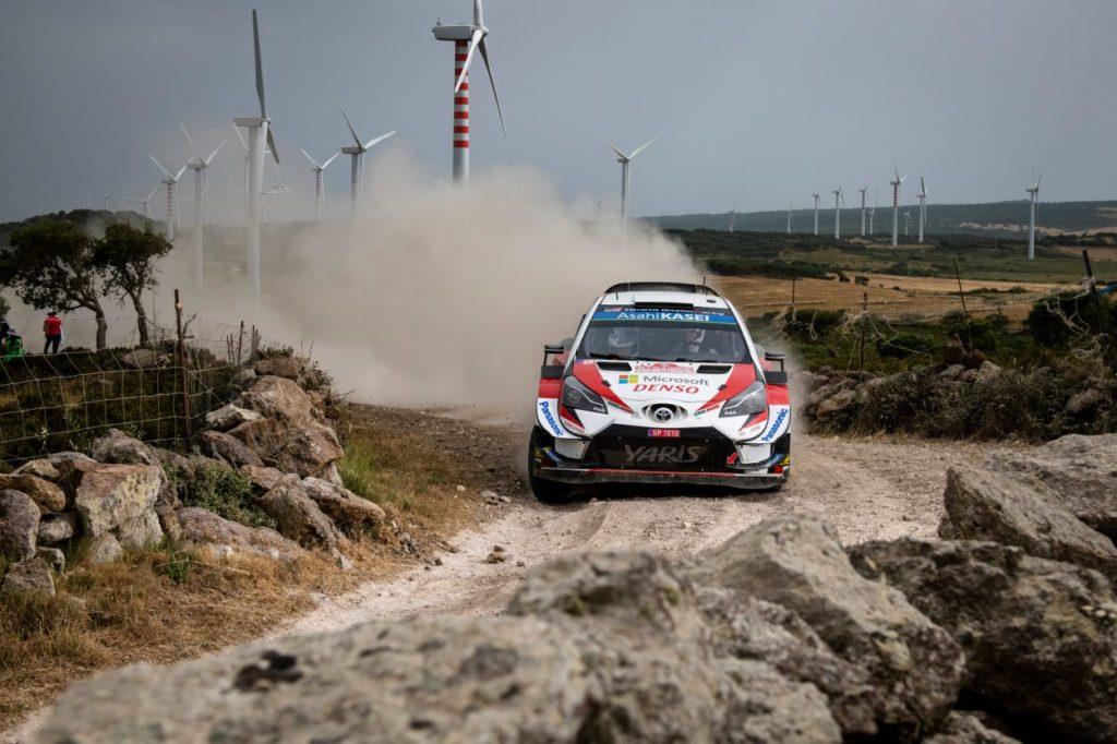 WRC | Sardegna: Tänak supera Sordo ed è il nuovo leader