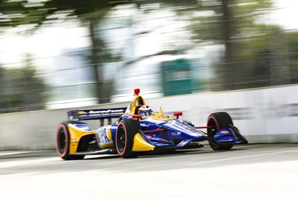 Indycar   GP Detroit 2019: Rossi si prende la pole position