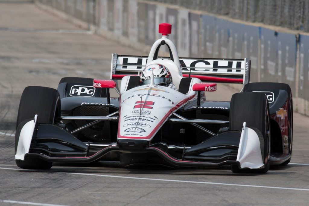 Indycar   GP Detroit 2019: Pole di Newgarden per gara-2