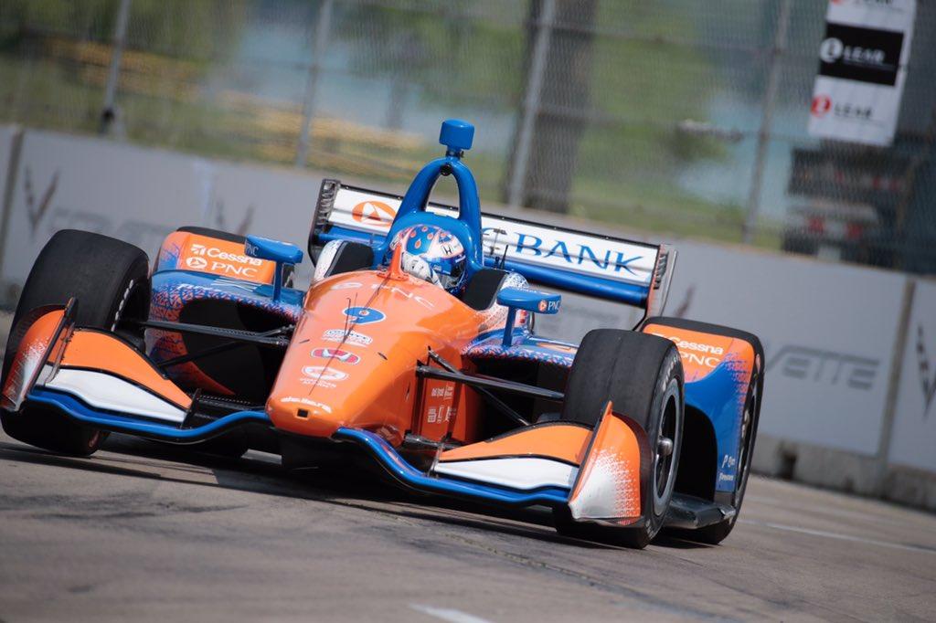 Indycar | GP Detroit 2019: Dixon si aggiudica un'incredibile gara-2