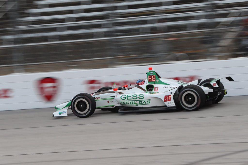 Indycar | Texas 600 2019: Herta il più veloce nelle FP2