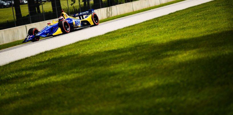 Indycar | GP Road America 2019: Rossi e Hunter-Reay al comando nelle libere del venerdì