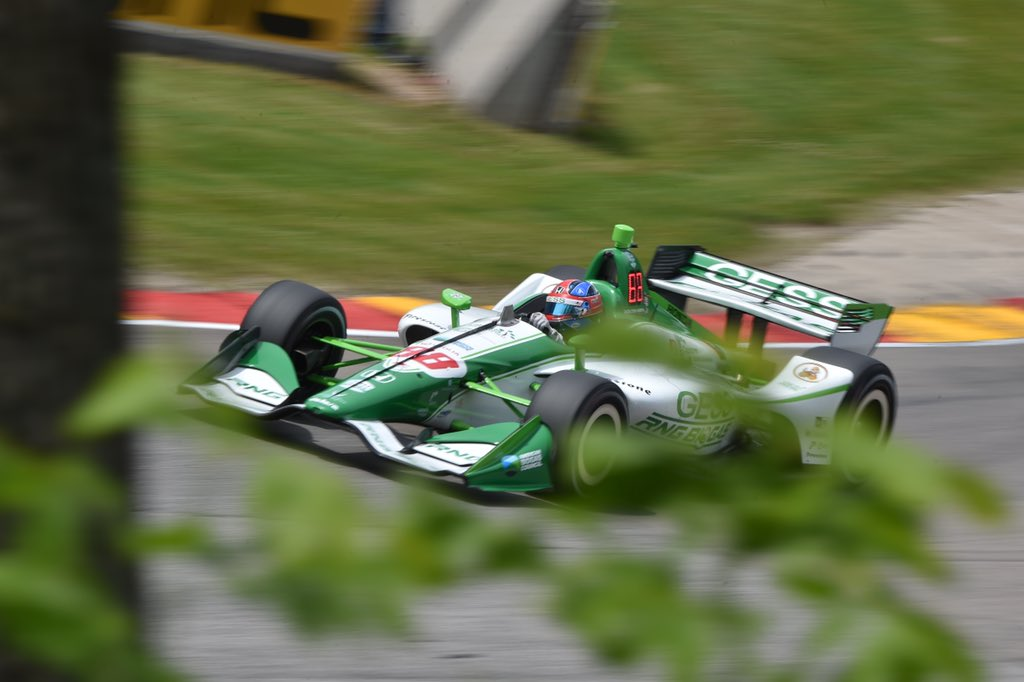 Indycar | GP Road America 2019: Herta conquista la sua prima pole position