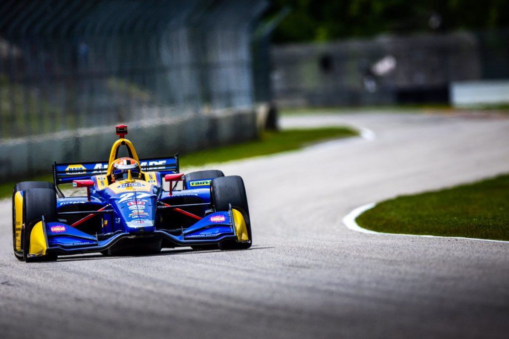 Indycar | GP Road America 2019: Rossi trionfa ad Elkhart Lake