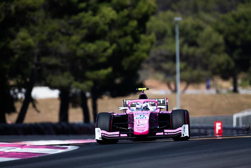 F2   GP Francia: seconda sprint race consecutiva per Hubert