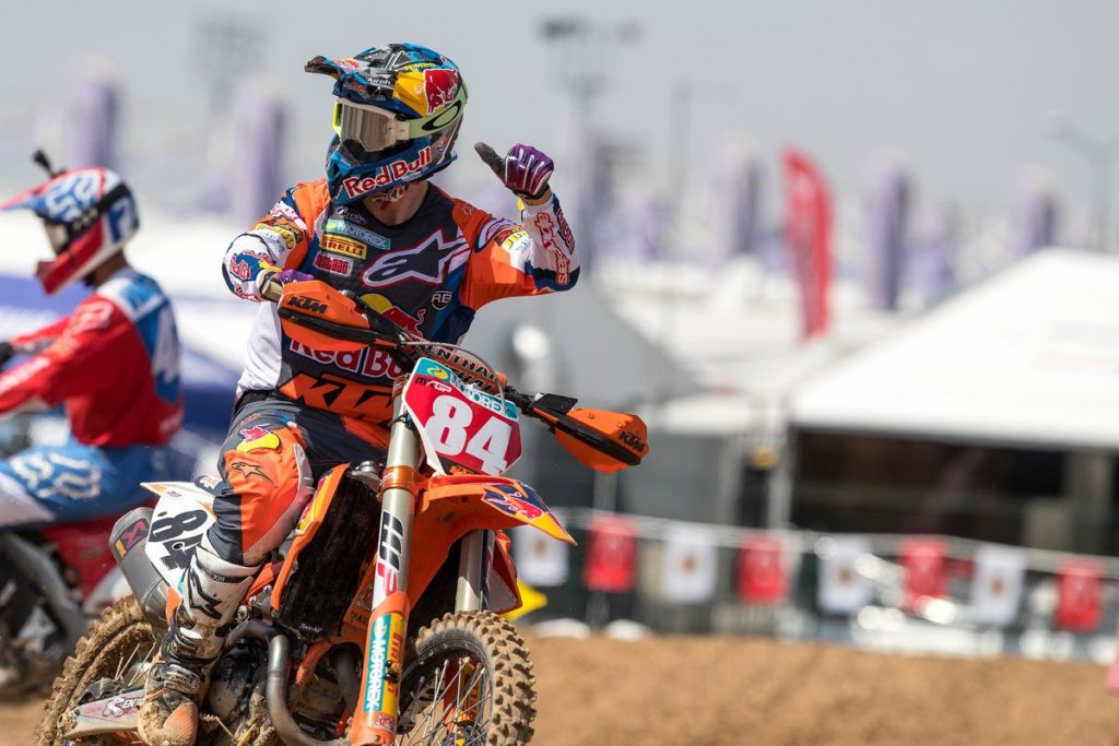 MXGP | Jeffrey Herlings torna a correre nel Gran Premio di Russia