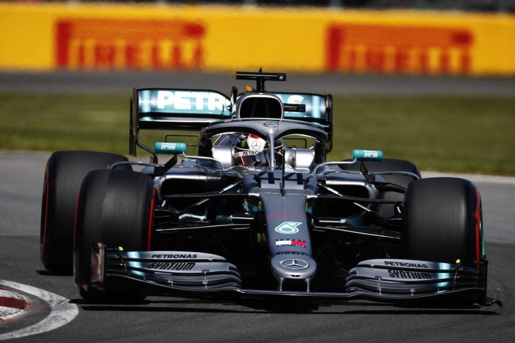 F1   GP Canada: Hamilton vince dopo la penalità per Vettel