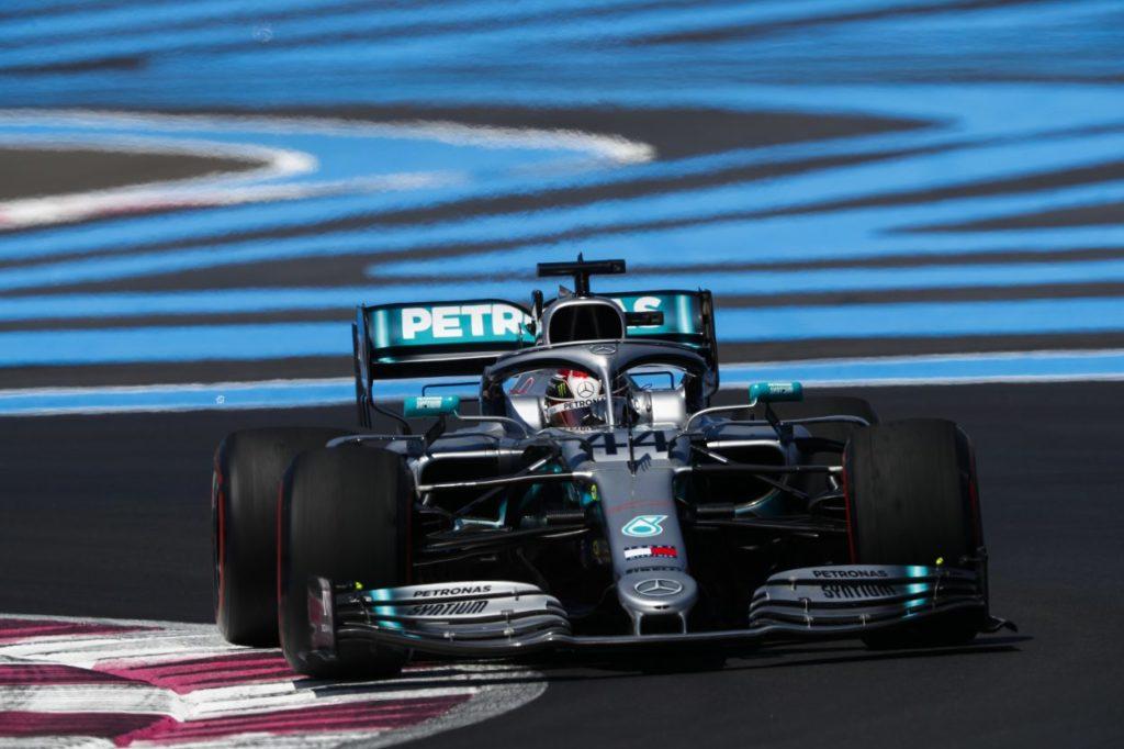 F1   GP Francia, qualifiche: Pole numero 86 per Lewis Hamilton