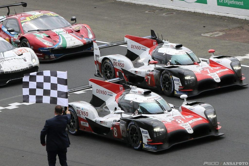 WEC   24h di Le Mans 2019 - Anteprima