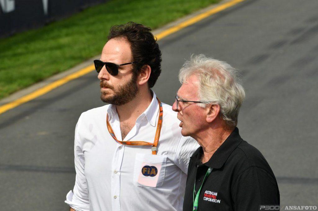 F1 | Matteo Bonciani lascia il ruolo di capo della comunicazione