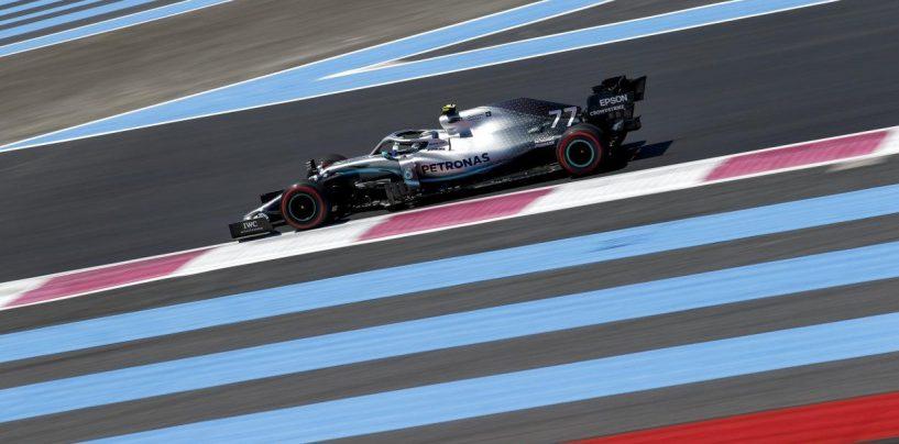 """<span class=""""entry-title-primary"""">F1   GP Francia: Bottas risponde a Hamilton nella FP2</span> <span class=""""entry-subtitle"""">Ferrari a sei decimi e mezzo con Leclerc, quinto Norris sulla McLaren</span>"""