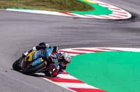 Moto2 | GP Catalunya: Álex Márquez mette a segno la tripletta
