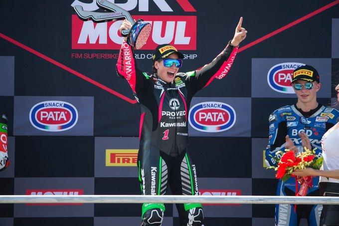 GP Riviera di Rimini, SSP300: Ana Carrasco torna a vincere