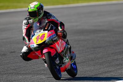Moto3   GP Italia: Arbolino spettacolare in qualifica, sua la pole
