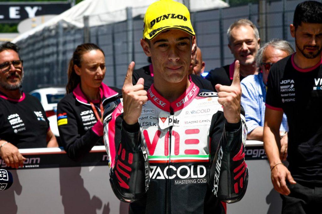 Moto3   GP Italia: primo successo in carriera per Tony Arbolino