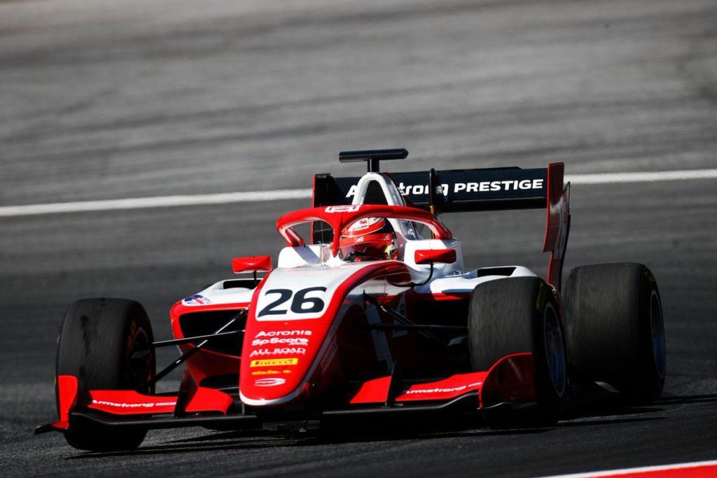 F3 | GP Austria: Armstrong detta legge in qualifica, Shwartzman in sesta fila
