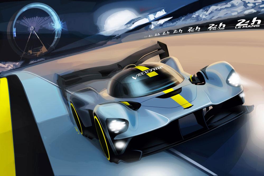 WEC | Aston Martin aderisce al regolamento Hypercars!