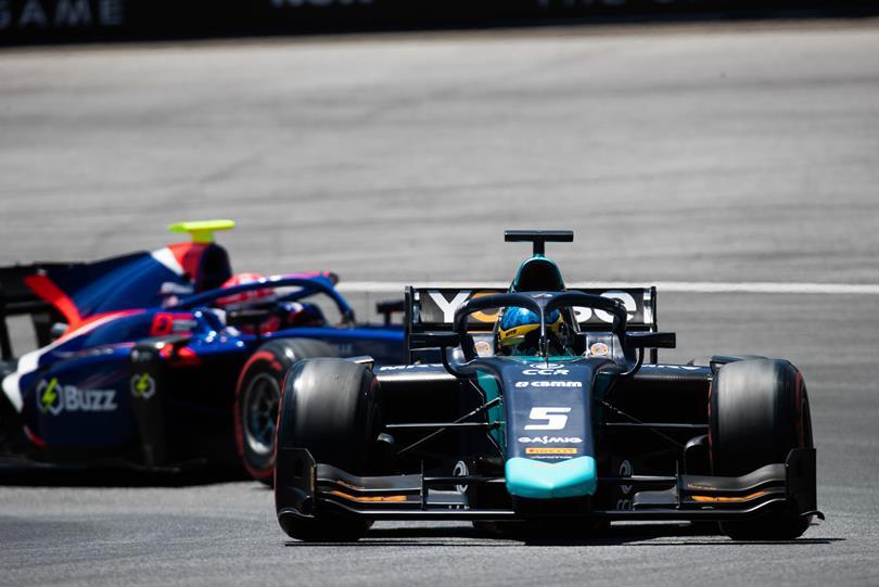 F2 | GP Austria: torna al successo Câmara, Ghiotto ancora secondo