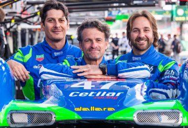Cetilar Racing prepara la sei ore del Fuji