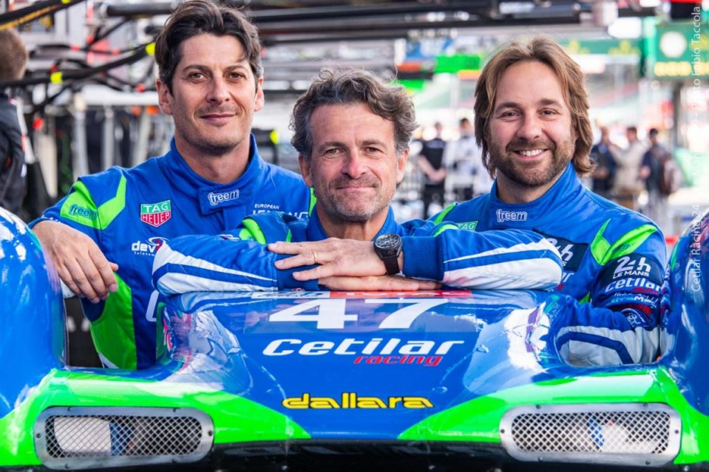 Cetilar Racing e AF Corse insieme per la nuova sfida nel WEC