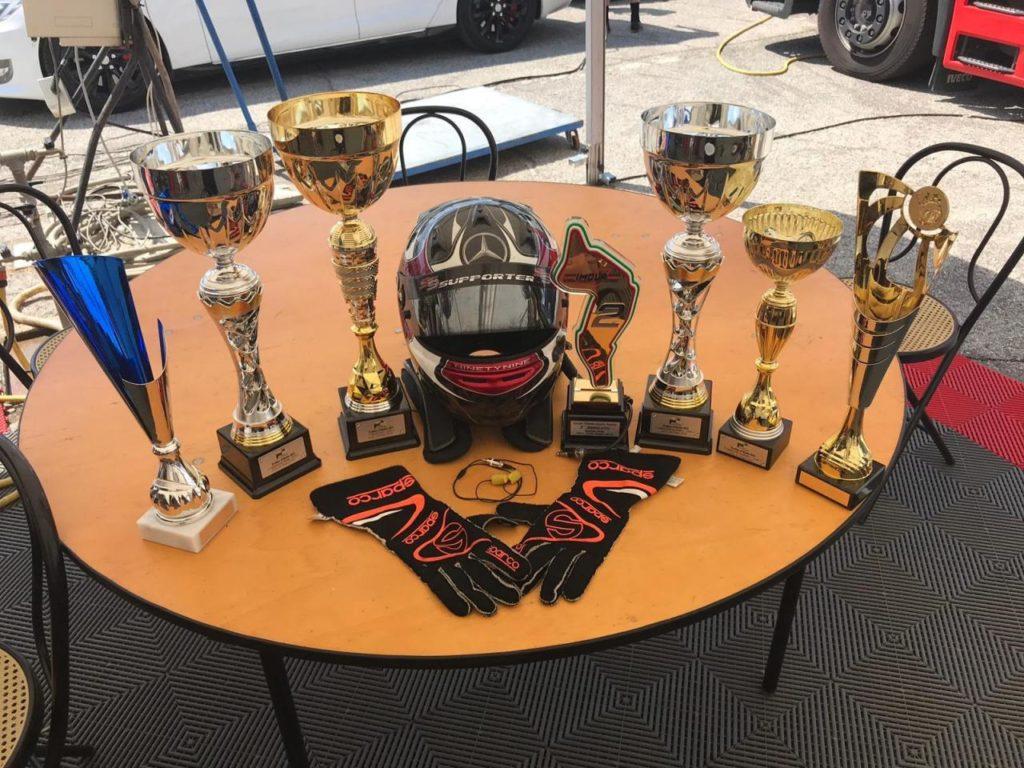 Vittoria per Andrea Cola a Imola nel TopJet F2000 Italian Trophy
