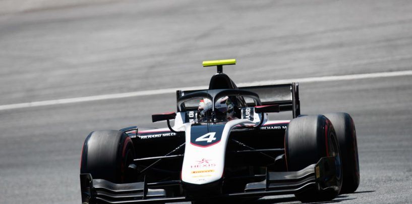 "<span class=""entry-title-primary"">F2 | GP Austria: seconda pole stagionale per Nyck de Vries</span> <span class=""entry-subtitle"">L'olandese precede Hubert, quinto Ghiotto davanti a Latifi</span>"