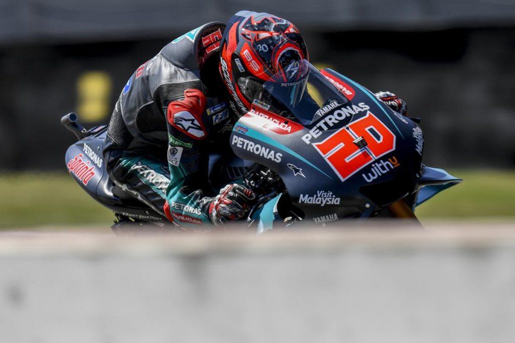 MotoGP   GP Olanda: Quartararo alla terza pole position