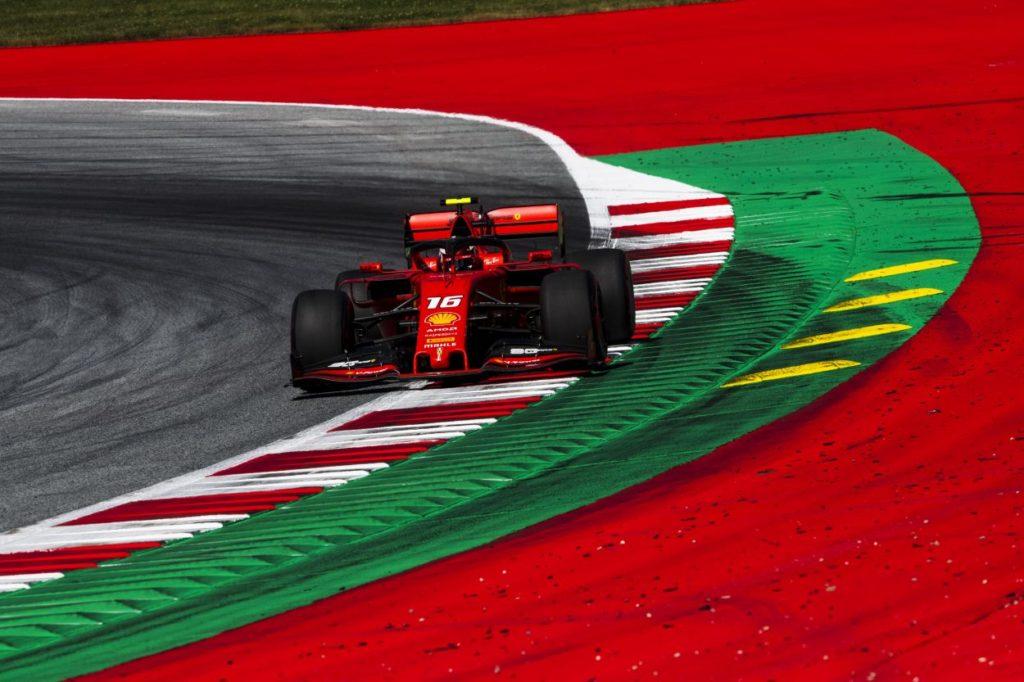 F1 | GP Austria: Leclerc splendida pole, Hamilton 2° ma investigato. Vettel non gira in Q3