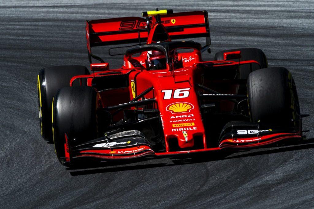 F1 | GP Austria, FP3: Leclerc comanda con la Ferrari sulle Mercedes