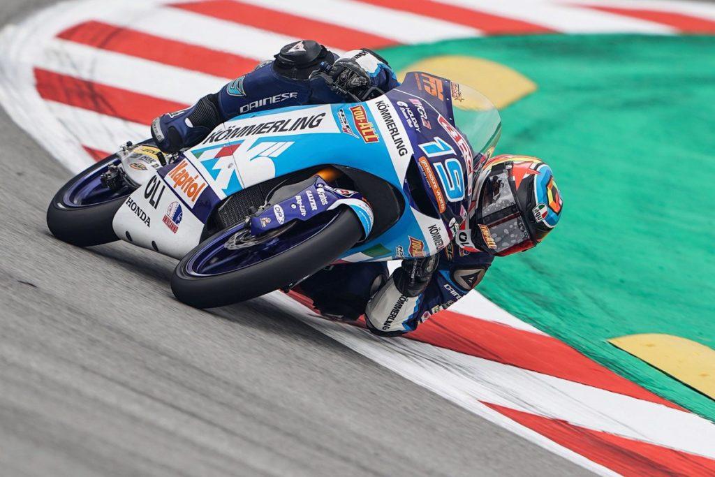 Moto3 | GP Catalunya: Gabriel Rodrigo a segno nelle qualifiche del Montmelò