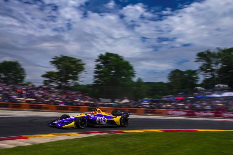 Indycar | Gli highlights della gara di Road America