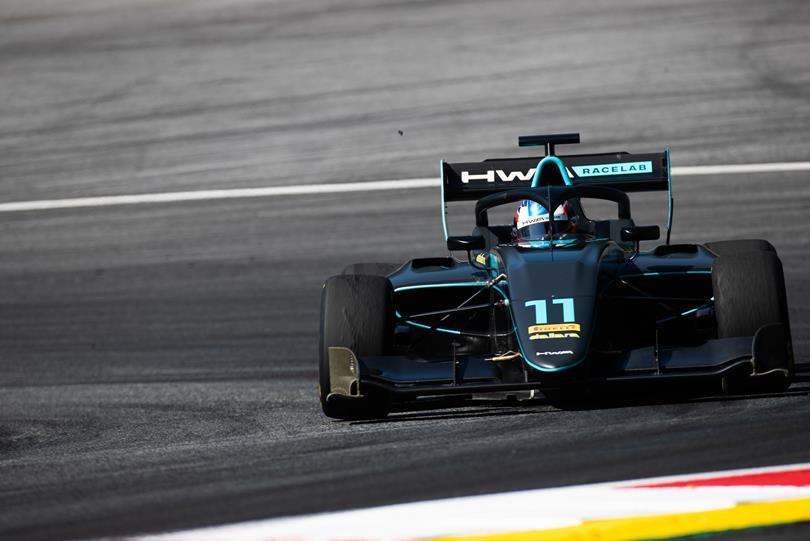 F3 | GP Austria: disastro Prema, Hughes vince gara-2