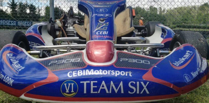 """<span class=""""entry-title-primary"""">Anche a Monza doppietta per la CEBI!</span> <span class=""""entry-subtitle"""">Camisa e Cocciolo portano a casa primo e secondo posto. La classifica sorride!</span>"""