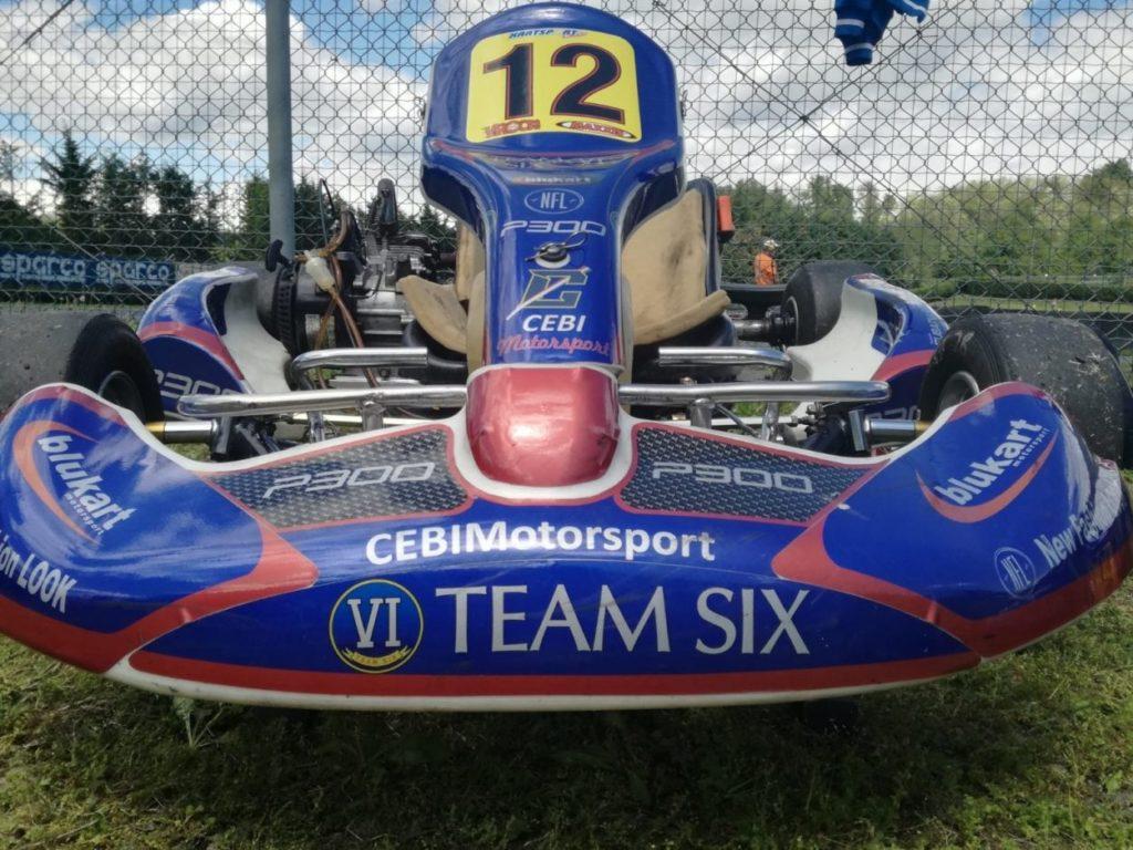 Anche a Monza doppietta per la CEBI!