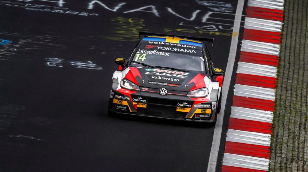 WTCR | Nürburgring: assolo di Johan Kristoffersson in gara-2