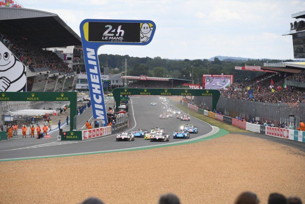 WEC | Le Mans: dominio di Toyota #7 nel primo quarto di gara