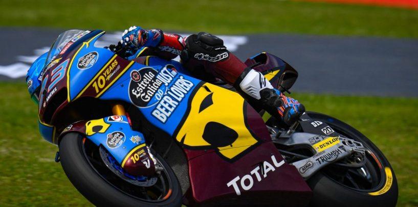 "<span class=""entry-title-primary"">Moto2 | GP Italia: due di fila per Álex Márquez, Marini sul podio</span> <span class=""entry-subtitle"">Secondo posto per il pilota del team Sky, quarto Baldassarri</span>"