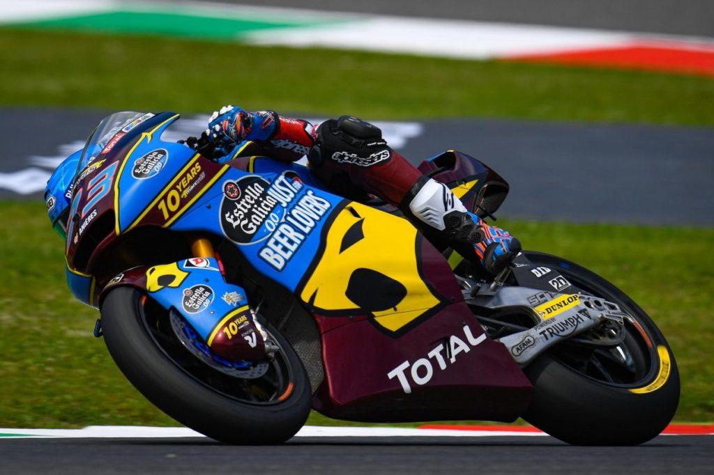 Moto2   GP Italia: due di fila per Álex Márquez, Marini sul podio