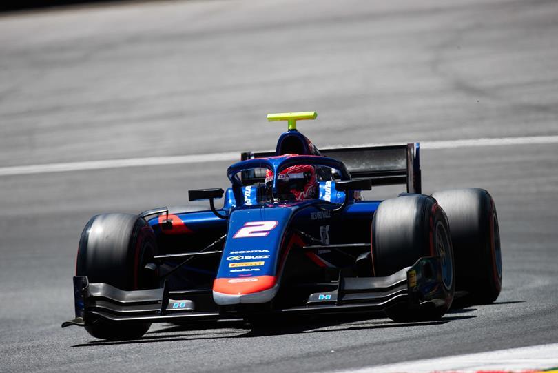 F2   GP Austria: vittoria