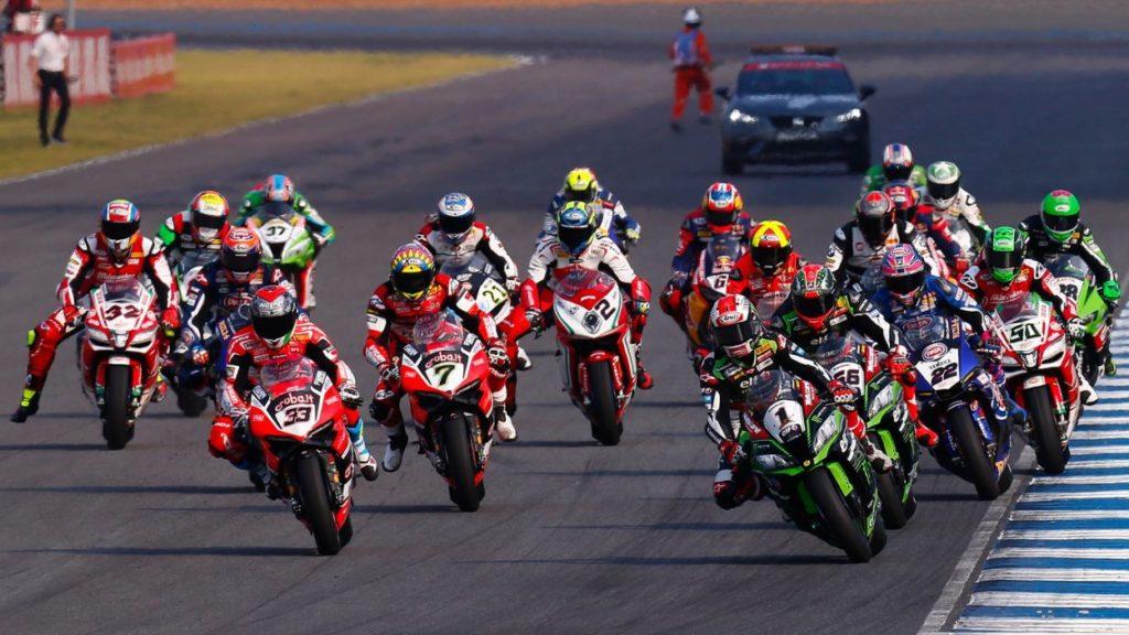 SBK   GP Spagna 2019 - Anteprima