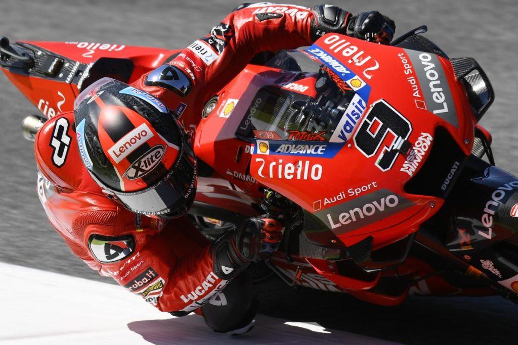 MotoGP   GP Italia: Danilo Petrucci conquista la sua prima vittoria con la Ducati