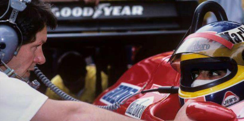 """<span class=""""entry-title-primary"""">Lo sfogo d'altri tempi di Michele Alboreto nel 1987</span> <span class=""""entry-subtitle"""">Uomini e piloti che non avevano peli sulla lingua, capaci di esaltare in pista e mai banali nelle parole </span>"""