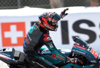 MotoGP | GP Catalunya: Quartararo, dalla sala operatoria al... podio